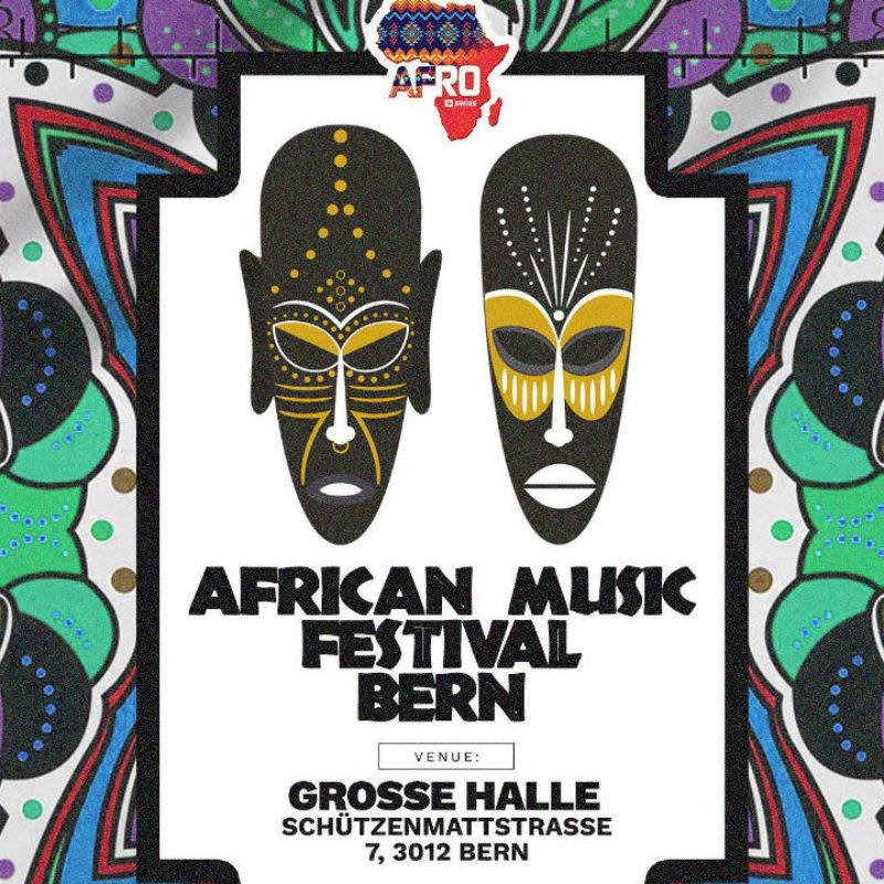 African Music Festival VERSCHOBEN