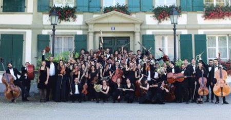 Sinfoniekonzert orchestra giovane