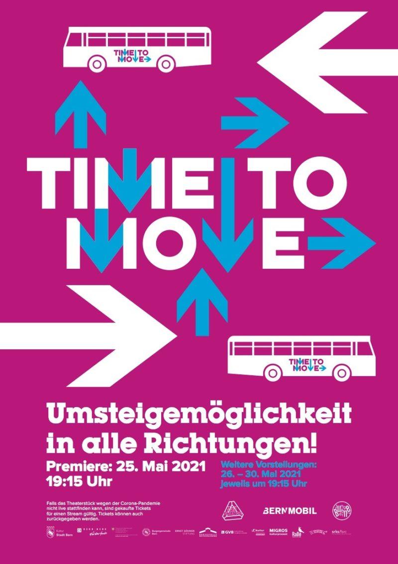 Time to Move: Umsteigemöglichkeit in alle Richtungen!