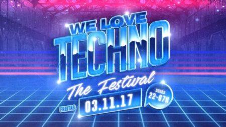 WE LOVE TECHNO - RETROFUTURE Edition
