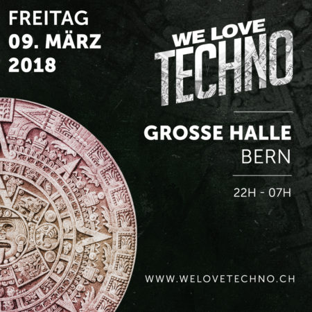 WE LOVE TECHNO the festival Apocalypse 2018