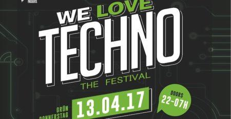 WE LOVE TECHNO the festival