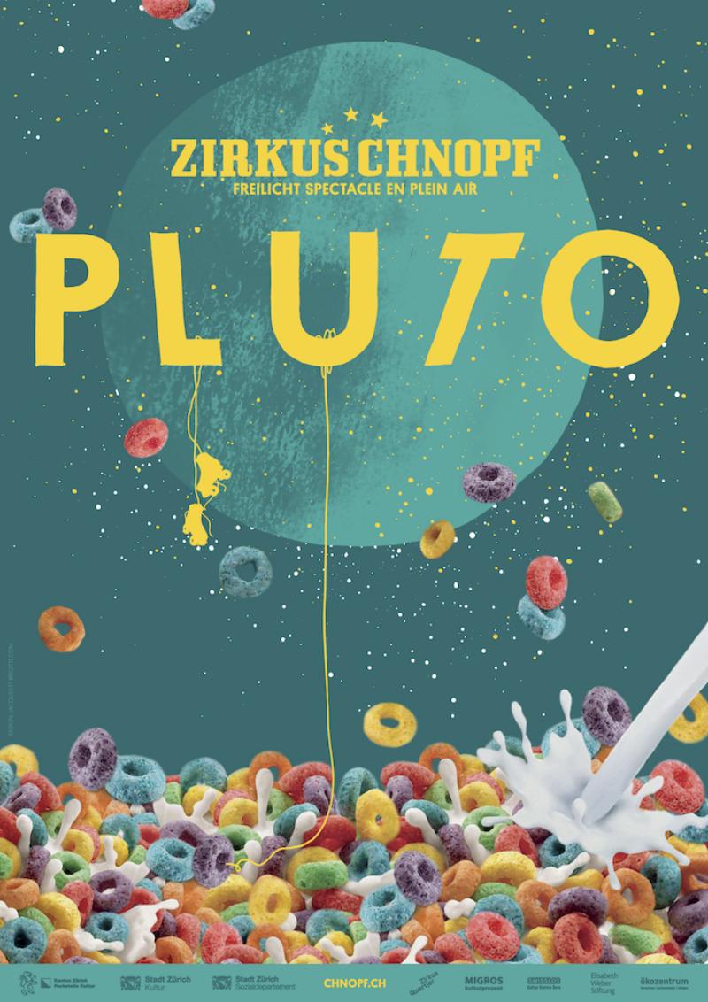 Zirkus Chnopf: Pluto ABGESAGT