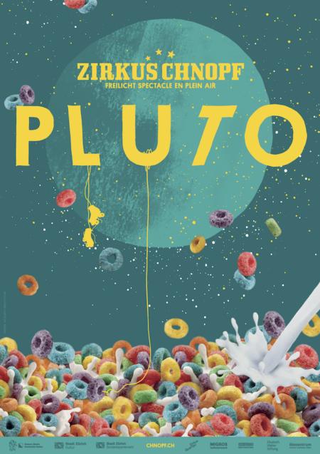 Zirkus Chnopf: Pluto